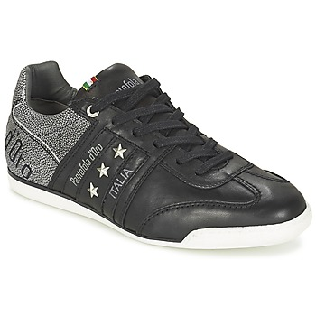 Shoes Men Low top trainers Pantofola d'Oro IMOLA FUNKY UOMO LOW Black