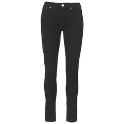material Women slim jeans MICHAEL Michael Kors DNM SELMA SKINNY Black