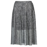 material Women Skirts Betty London FOYEUSE Silver