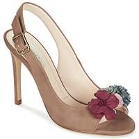 Shoes Women Sandals Paco Gil BRAZIL Brown