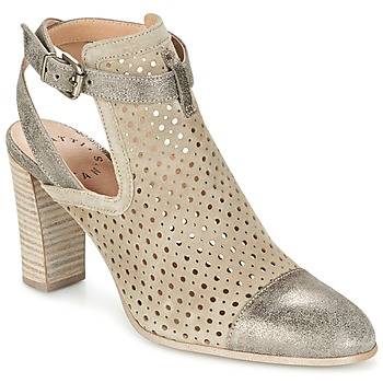 Shoes Women Ankle boots Muratti DRAGEE Grey / Silver