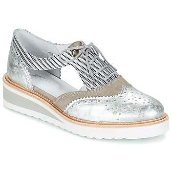 Shoes Women Derby shoes Regard RYXA Silver