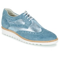 Shoes Women Derby shoes Regard SORAL Blue