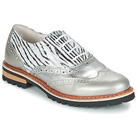 Shoes Women Derby shoes Regard ROAXA Silver