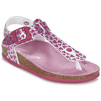 Shoes Girl Sandals Agatha Ruiz de la Prada BOUDOU Pink