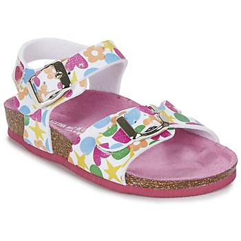 Shoes Girl Sandals Agatha Ruiz de la Prada BIDOU Multicoloured