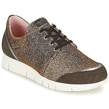 Shoes Women Low top trainers Unisa BOMBA Grey