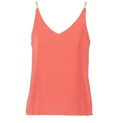 material Women Blouses Betty London GUENIA CORAL