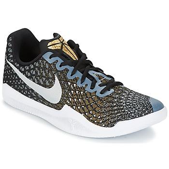 Shoes Men Basketball shoes Nike MAMBA INSTINCT Black / White