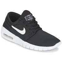 Shoes Children Low top trainers Nike STEFAN JANOSKI MAX JUNIOR Black / White