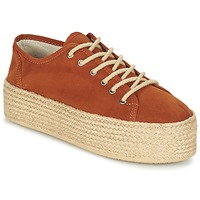 Shoes Women Espadrilles Ippon Vintage NAMI COLORS Camel