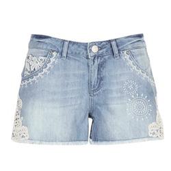 material Women Shorts / Bermudas Desigual MARTES Blue
