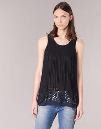 material Women Tunics Desigual TUDURIA Black
