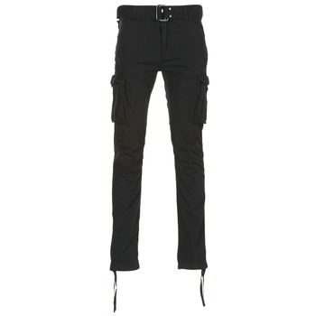 material Men Cargo trousers  Schott TR RANGER 70 Black