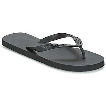 Shoes Men Flip flops Hugo Boss Orange 50311200 Black