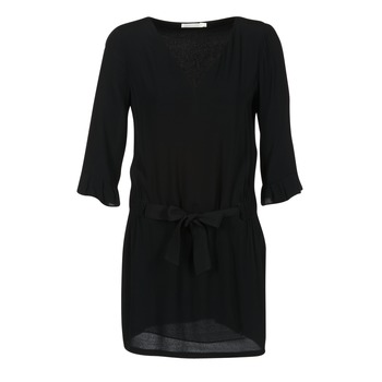 material Women Short Dresses See U Soon 7121032 Black
