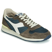 Shoes Men Low top trainers Diadora CAMARO Blue / Grey