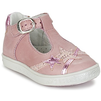 Shoes Girl Ballerinas Babybotte STARMISS Pink