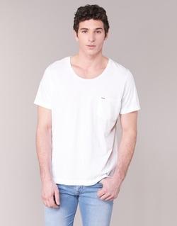 material Men short-sleeved t-shirts Diesel T KRONOX White