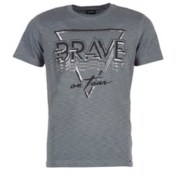 material Men short-sleeved t-shirts Diesel T DIEGO NE Grey
