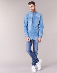 material Men slim jeans Diesel SLEENKER Blue / 0681N