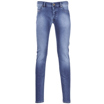 material Men slim jeans Diesel SLEENKER Blue / 0681N