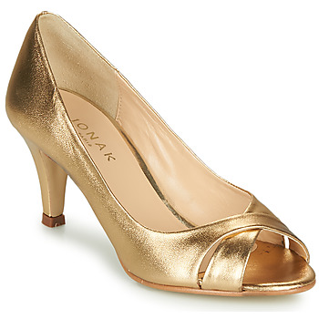 Shoes Women Court shoes Jonak 11200 GOLD