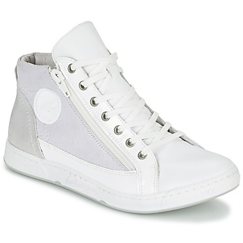 Shoes Women High top trainers Pataugas JANE/BB F2C White