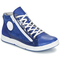 Shoes Women High top trainers Pataugas JANE/BB F2C Blue