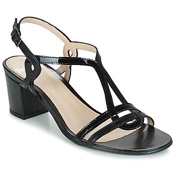 Shoes Women Sandals Perlato LOABINE Black