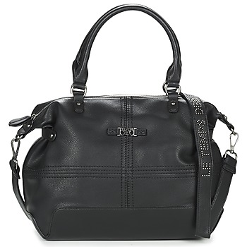Bags Women Handbags Le Temps des Cerises LOOP 1 Black
