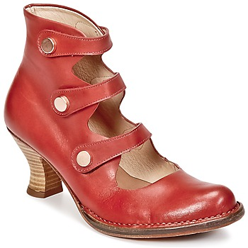 Shoes Women Ankle boots Neosens ROCOCO Red