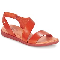 Shoes Women Sandals Pikolinos ANTILLAS W0H Red