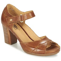 Shoes Women Sandals Pikolinos JAVA W0K Brown