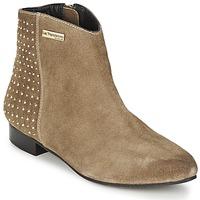 Shoes Women Mid boots Les Tropéziennes par M Belarbi LEANA TAUPE