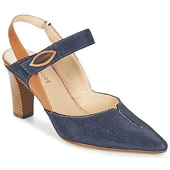 Shoes Women Court shoes France Mode PASTEL SE TA Brown / Blue