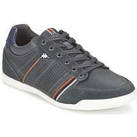 Shoes Men Low top trainers Kappa SAWATI Black