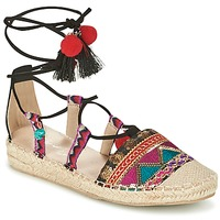 Shoes Women Espadrilles Coolway BAMBURI Multicolour