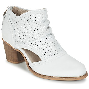 Shoes Women Ankle boots Dkode BAHAL White