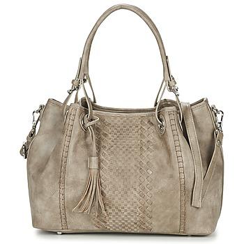 Bags Women Shoulder bags Fuchsia ALTEA 6 TAUPE