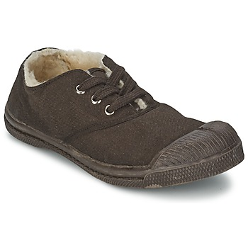 Trainers Bensimon TENNIS FOURREES CHOCOLATE 350x350