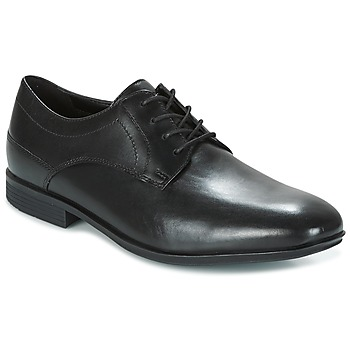 Shoes Men Derby shoes Rockport SC PLAIN TOE Black