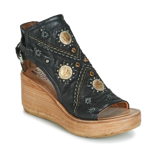 Shoes Women Sandals Airstep / A.S.98 NOA Black