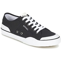 Shoes Men Low top trainers Kaporal BUCKET Black