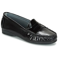 Shoes Women Loafers Arcus DAME Black