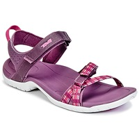 Shoes Women Sports sandals Teva VERRA Violet