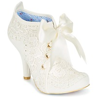 Shoes Women Low boots Irregular Choice ABIGAIL'S THIRD PARTY Cream