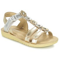 Shoes Girl Sandals Start Rite LUNA Gold