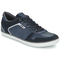 Shoes Men Low top trainers Geox BOX MARINE