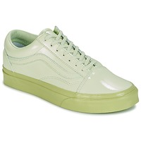 Shoes Women Low top trainers Vans UA OLD SKOOL Green